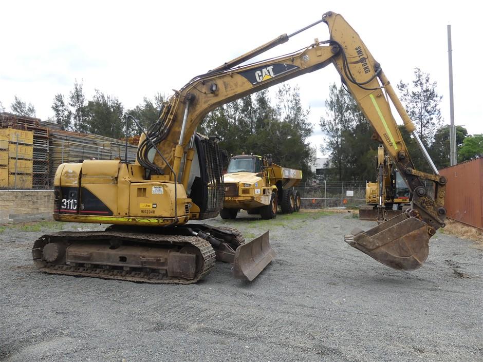 Caterpillar 311C Hydraulic Excavator