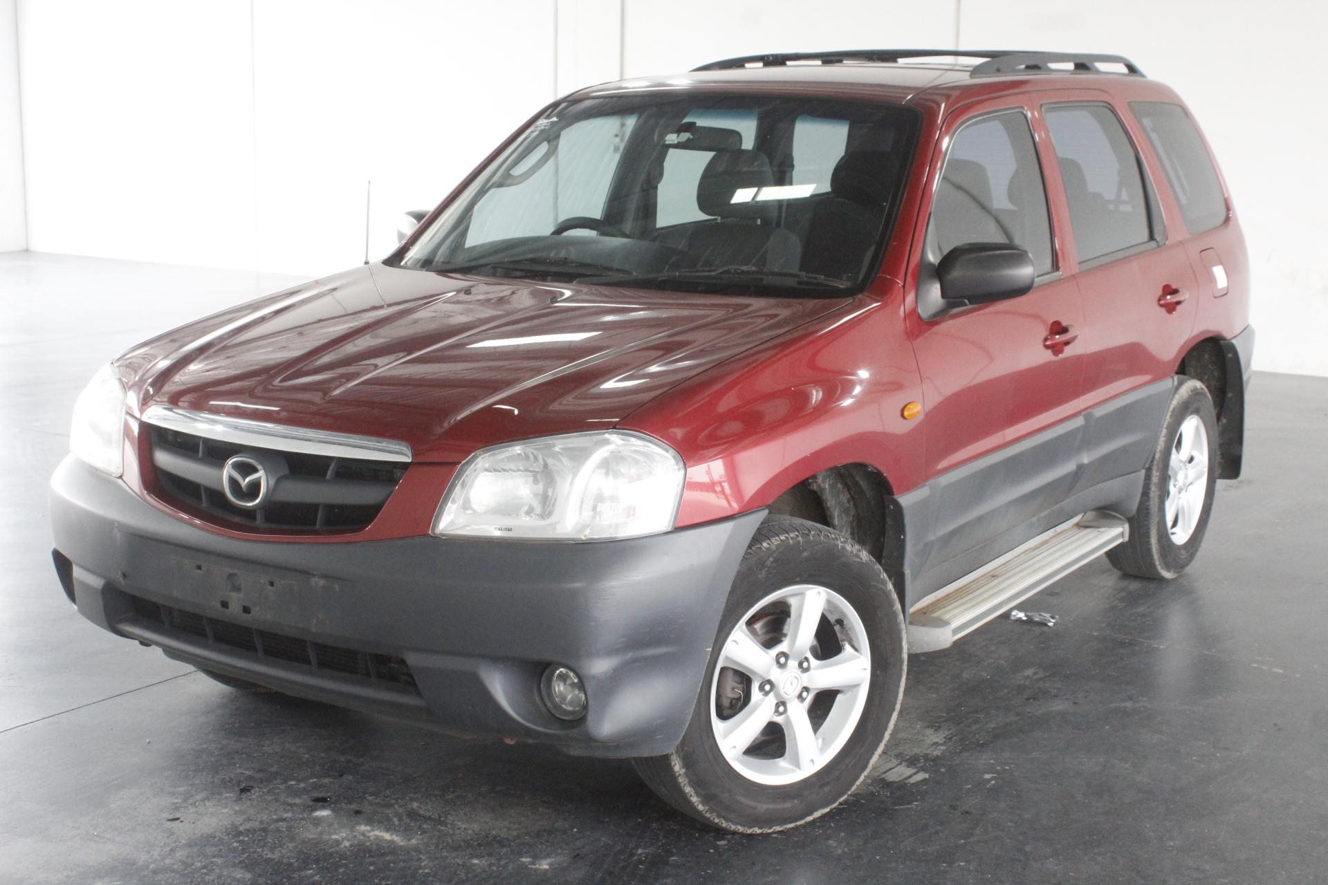2004 Mazda Tribute Limited Sport Automatic Wagon