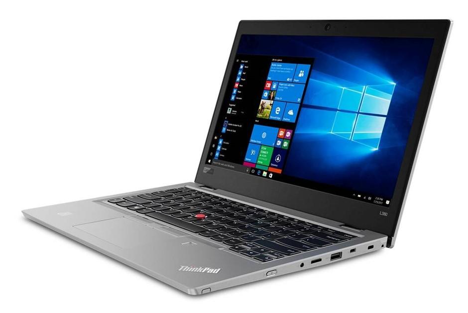 Lenovo ThinkPad L380 13.3-inch Notebook, Silver