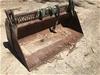 Multi-Purpose Skid Steer Bucket - 1550mm Approx.