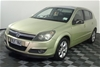 2005 Holden Astra CDXi AH Automatic Hatchback