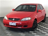 Unreserved 2006 Holden Viva JF Automatic