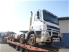 2006 DAF FADCF85 8 x 4 Cab Chassis Truck