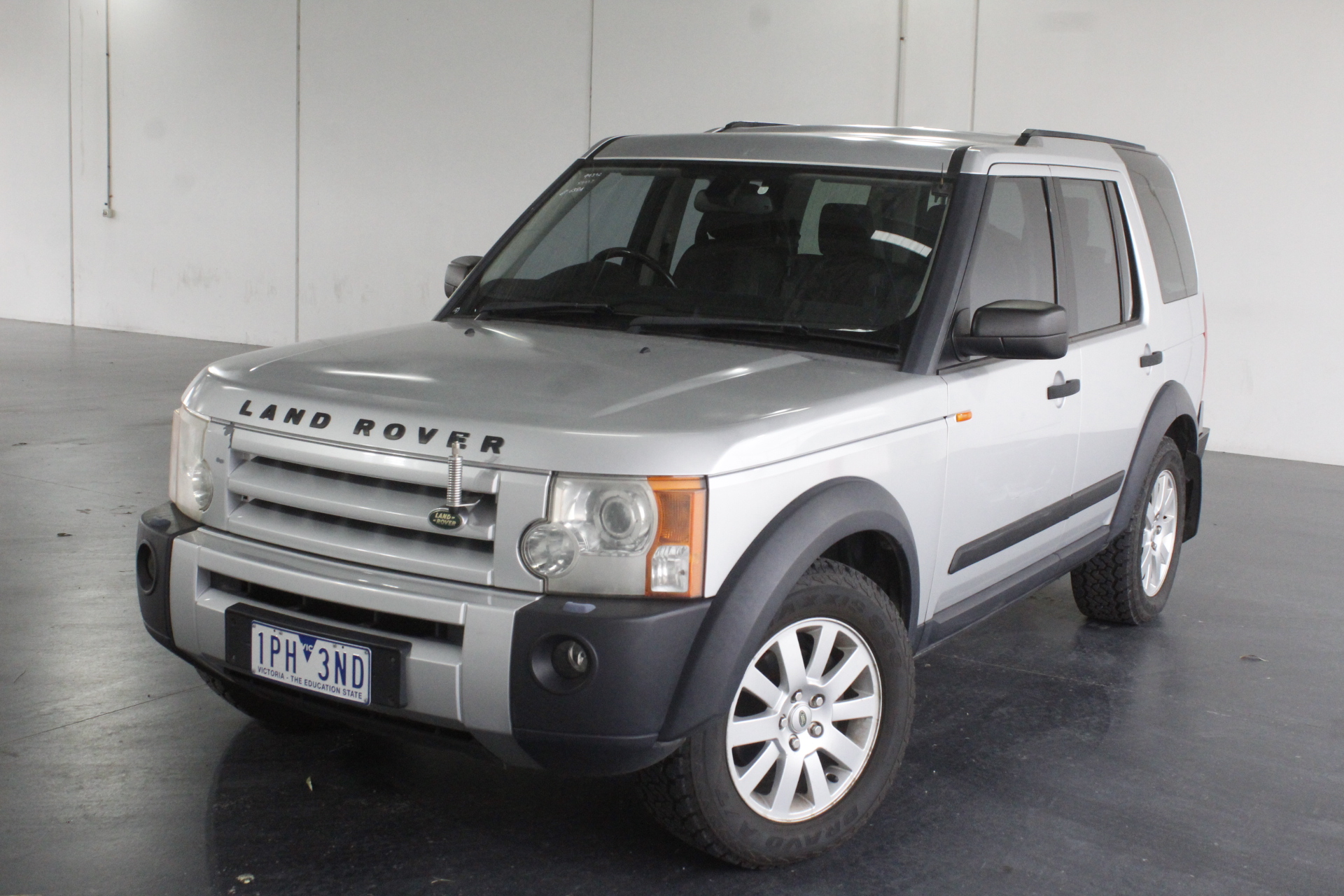 2005 Land Rover Discovery 3 HSE Series III T/Diesel Auto 7 Seats