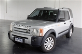 2005 Land Rover Discovery 3 HSE Series III T/D Auto 7 Seats