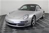 2006 Porsche 911 CARRERA S 997 Automatic Convertible