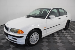 1998 BMW 3 18i E46 Automatic Sedan