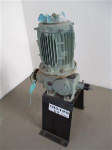 Iwaki LKP 11 S6 .02 L/Min Metering Pump