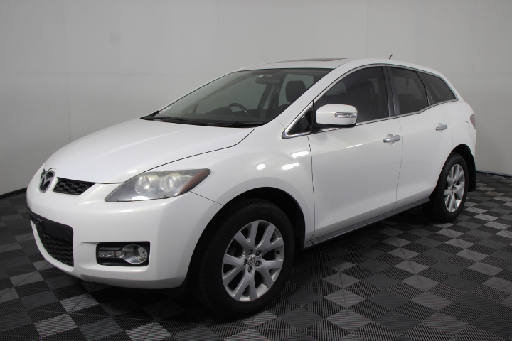 2008 Mazda CX-7 Luxury 4x4 SUV 131,321 Klms (Service History)