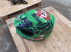 Fox Motor cyle helmet, YM 49-50CM, condi