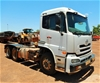 2012 UD QUON GW26470 6 x 4 Prime Mover Truck