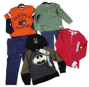 3 Sets x Assorted Boy`s Clothing Set, Si