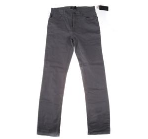 DKNY Men`s Cotton Pants, Size 38x32, Gre