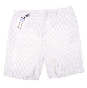 SPORTSCRAFT Women`s Stripe Shorts, Size