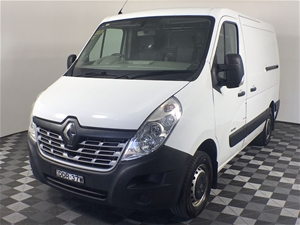 2015 Renault Master SWB Low Roof Turbo D