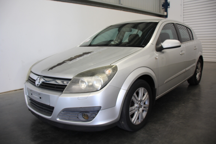 2006 Holden Astra CDTi AH Turbo Diesel Automatic Hatchback