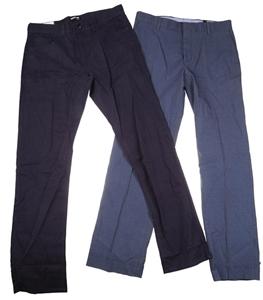 2 x Assorted SIGNATURE Men`s Pants, Size