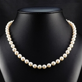 A Collection of Pearl Jewellery