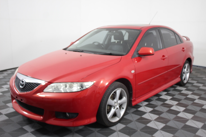 2005 Mazda 6 Luxury Sports Hatchback