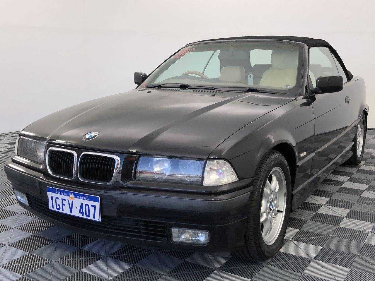 1999 BMW 328Ci E36 Automatic Convertible