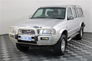 2005 Mazda B4000 BRAVO SDX (4x4) B4000 M
