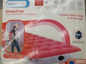 Aerobed Inflatable Mattress (Single)
