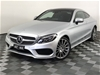 2016 Mercedes Benz C300 AMG SPORTS PACKAGE Automatic Coupe (WOVR-Statutory)