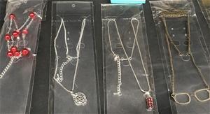 Bulk Lot of 12 Fashion Jewellery - Neckl