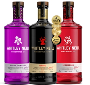 Whitley Neill Original, Rhubarb & Ginger
