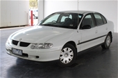 Unreserved 2001 Holden Commodore Executive VX Auto