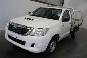 2012 MY13 Toyota Hilux 3.0 Turbo Diesel