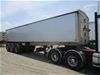 2012 Albury Transport Tri-Tipper Triaxle Grain Tipper Trailer