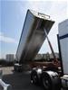 2011 Stoodley ST3325 Triaxle Grain Tipper Lead Trailer
