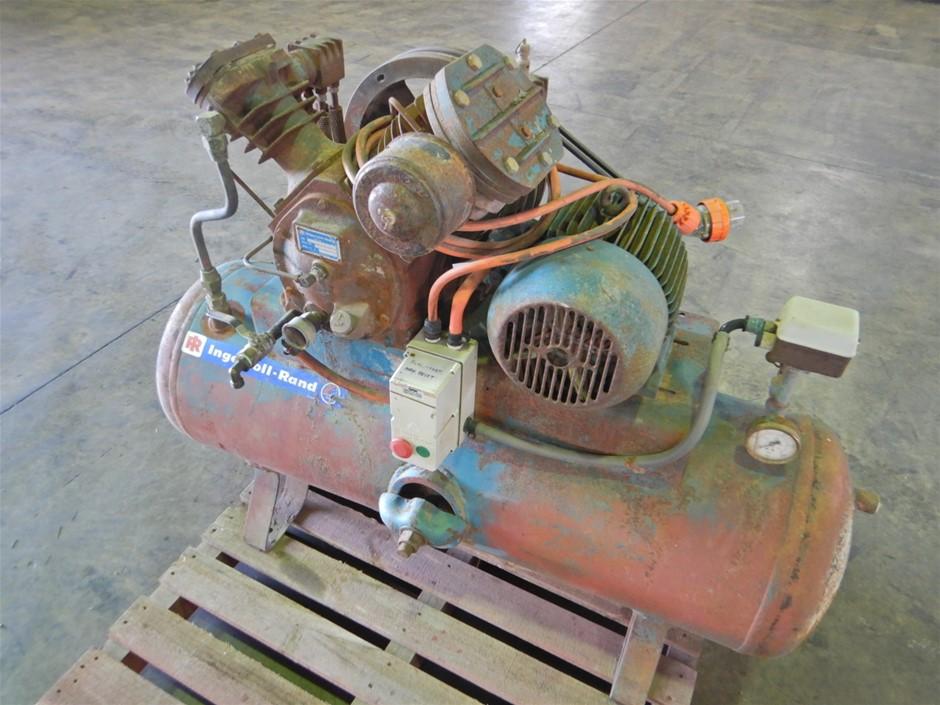 Ingersoll-Rand 253 Industrial Air Compressor (Pooraka, SA)
