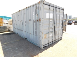 2012 SHSTD+-01 20ft Shipping Container