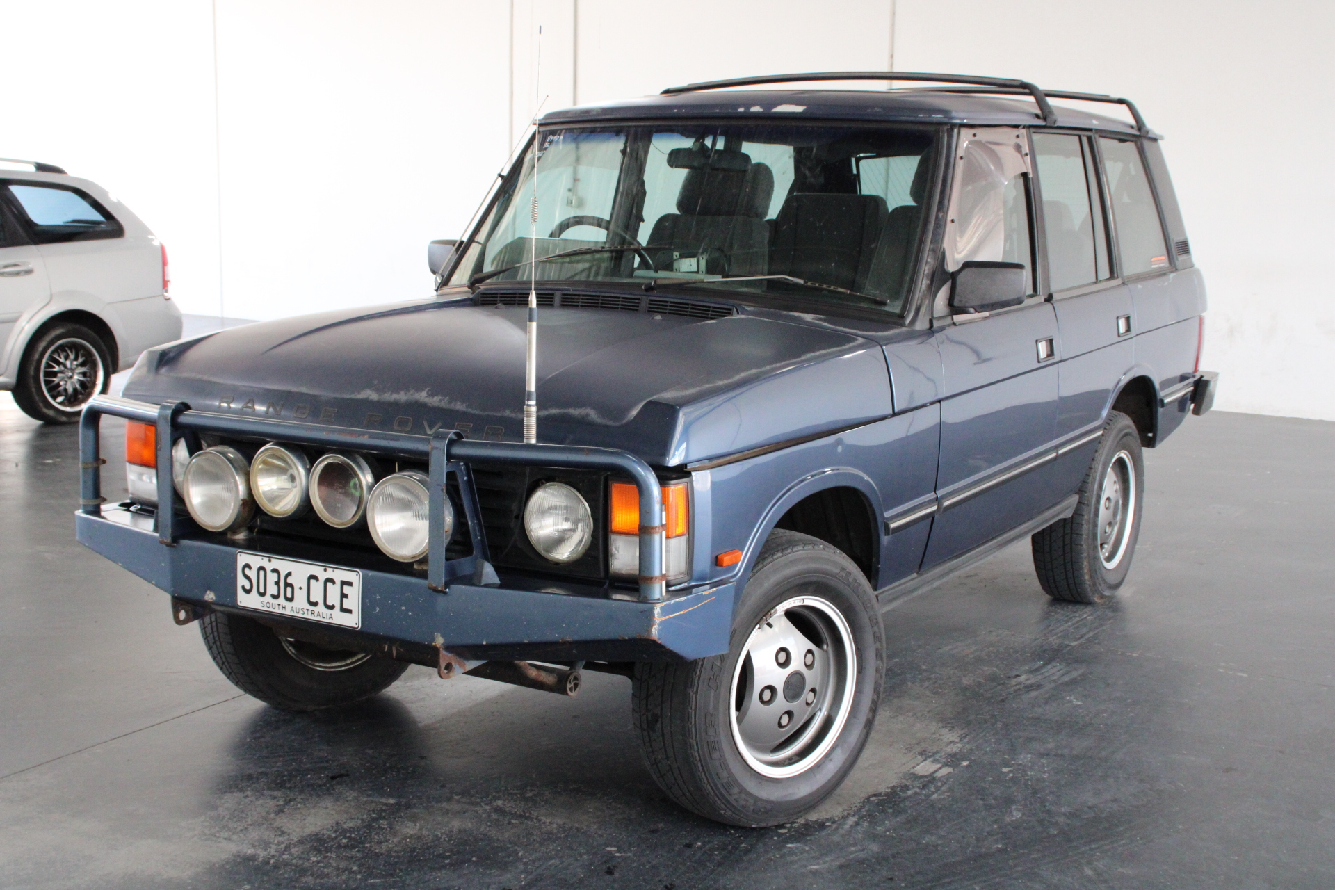 1992 Land Rover Range Rover Automatic Wagon