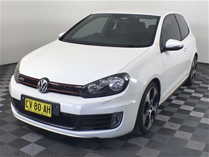 2011 Volkswagen Golf GTI A6 Automatic Ha
