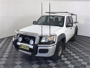 2007 Mazda BT-50 DX B3000 Turbo Diesel M
