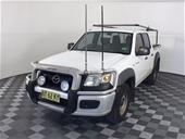 2007 Mazda BT-50 DX B3000 Turbo Diesel Man