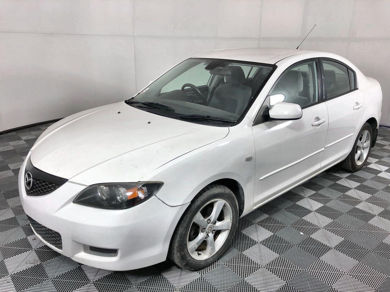 2007 Mazda 3 Neo BK Manual Sedan