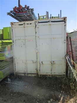 1x 20ft Shipping Container with Timber Floor