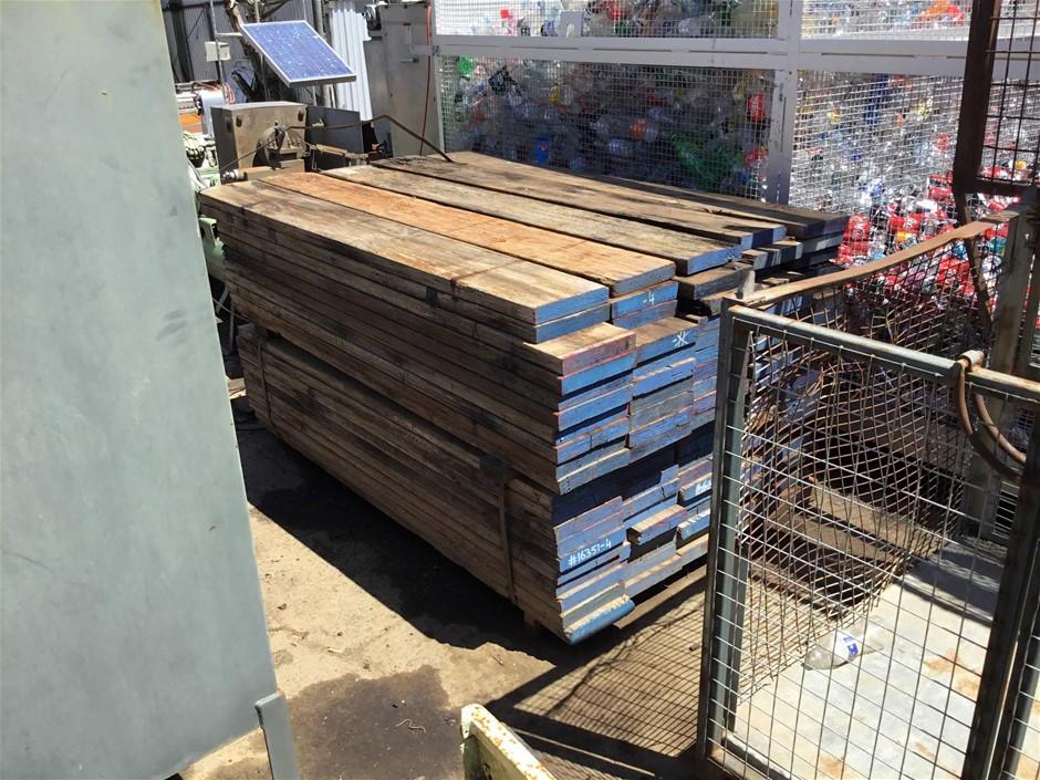 50 x Scaffold/Construction Planks