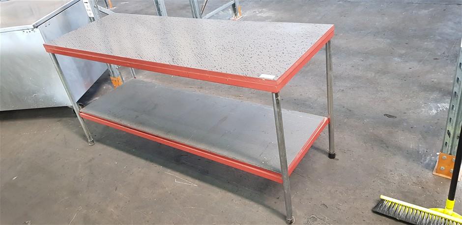 2 Tier Bench, 1750mm