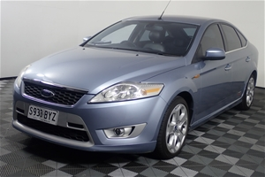 2007 Ford Mondeo XR5 Turbo MA Manual Hat