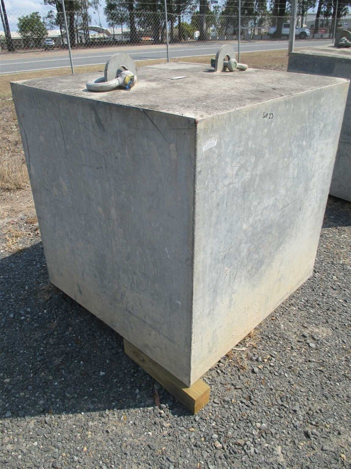 Stenhouse Concrete Block / Counter Weight