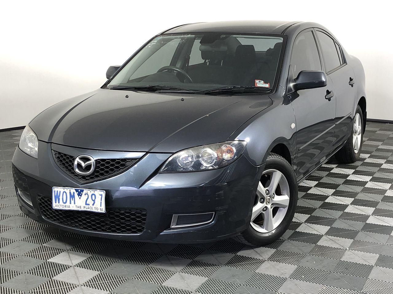 2008 Mazda 3 Neo BK Manual Sedan