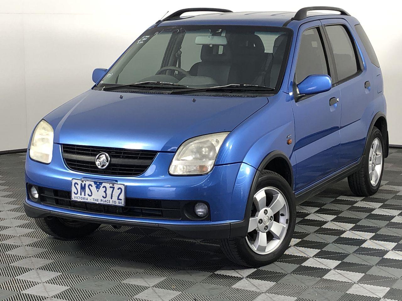 2003 Holden Cruze YG Automatic Wagon