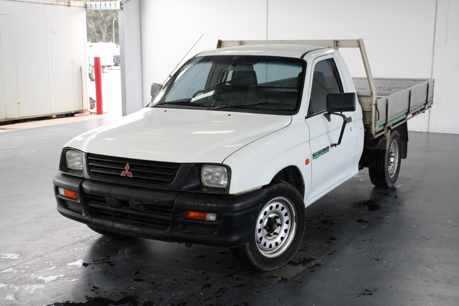 1998 Mitsubishi Triton GL MK Manual Cab Chassis