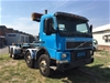 2000 Volvo FM1284R 8 x 4 420HP Cab Chassis Truck