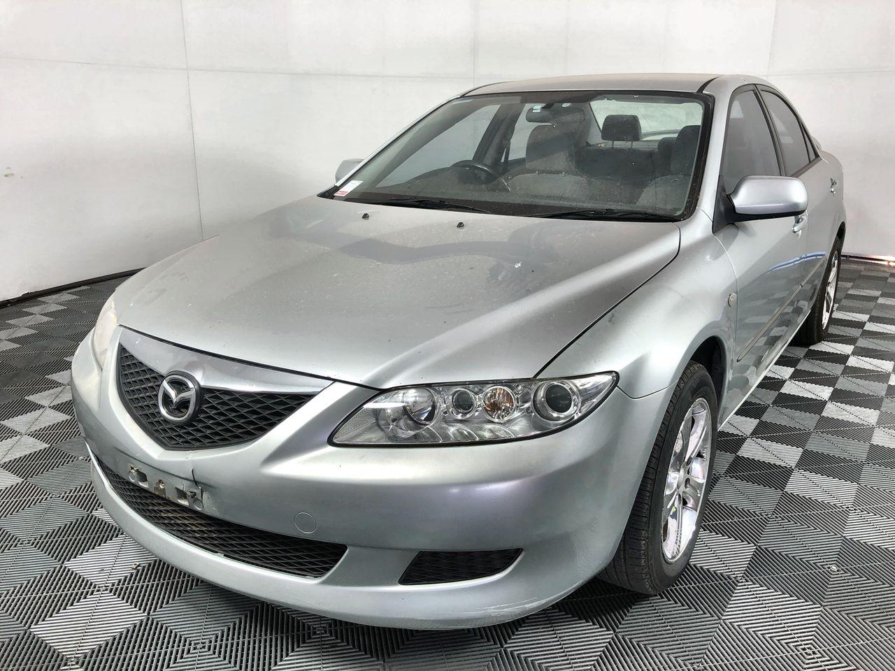 2003 Mazda 6 Classic GG Manual Sedan